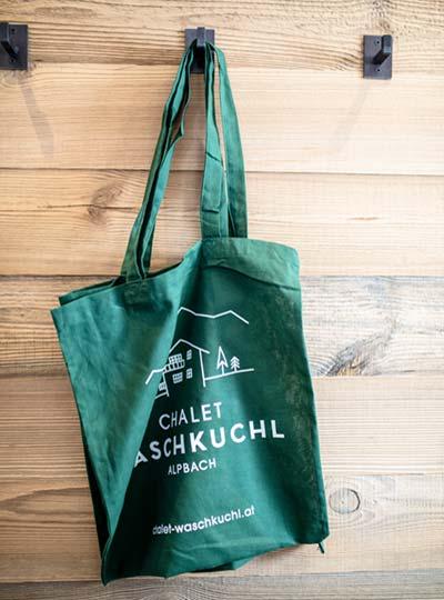 Chalet Waschkuchel Garderobe