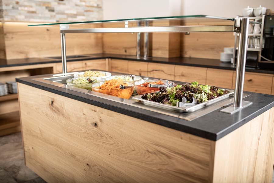 Gastro Buffet Tisch