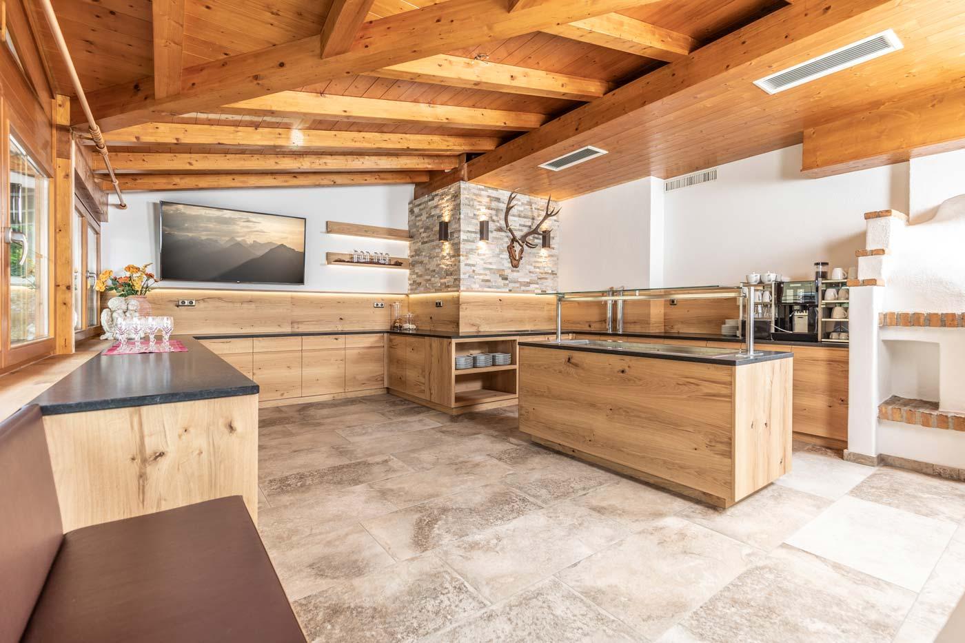 Möbel für Gastronomie