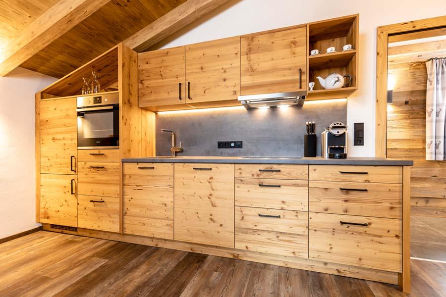Holzküche