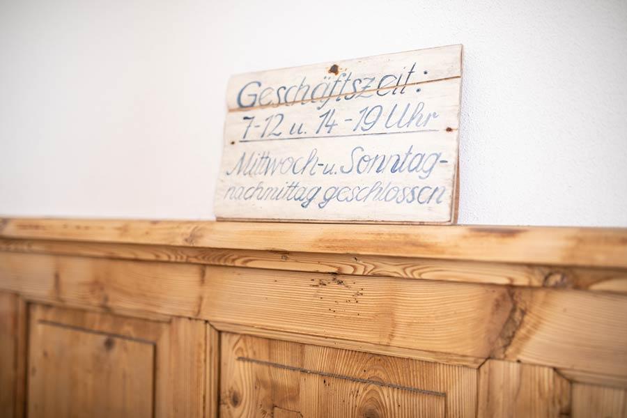 Chalet Alte Schmiede Holz