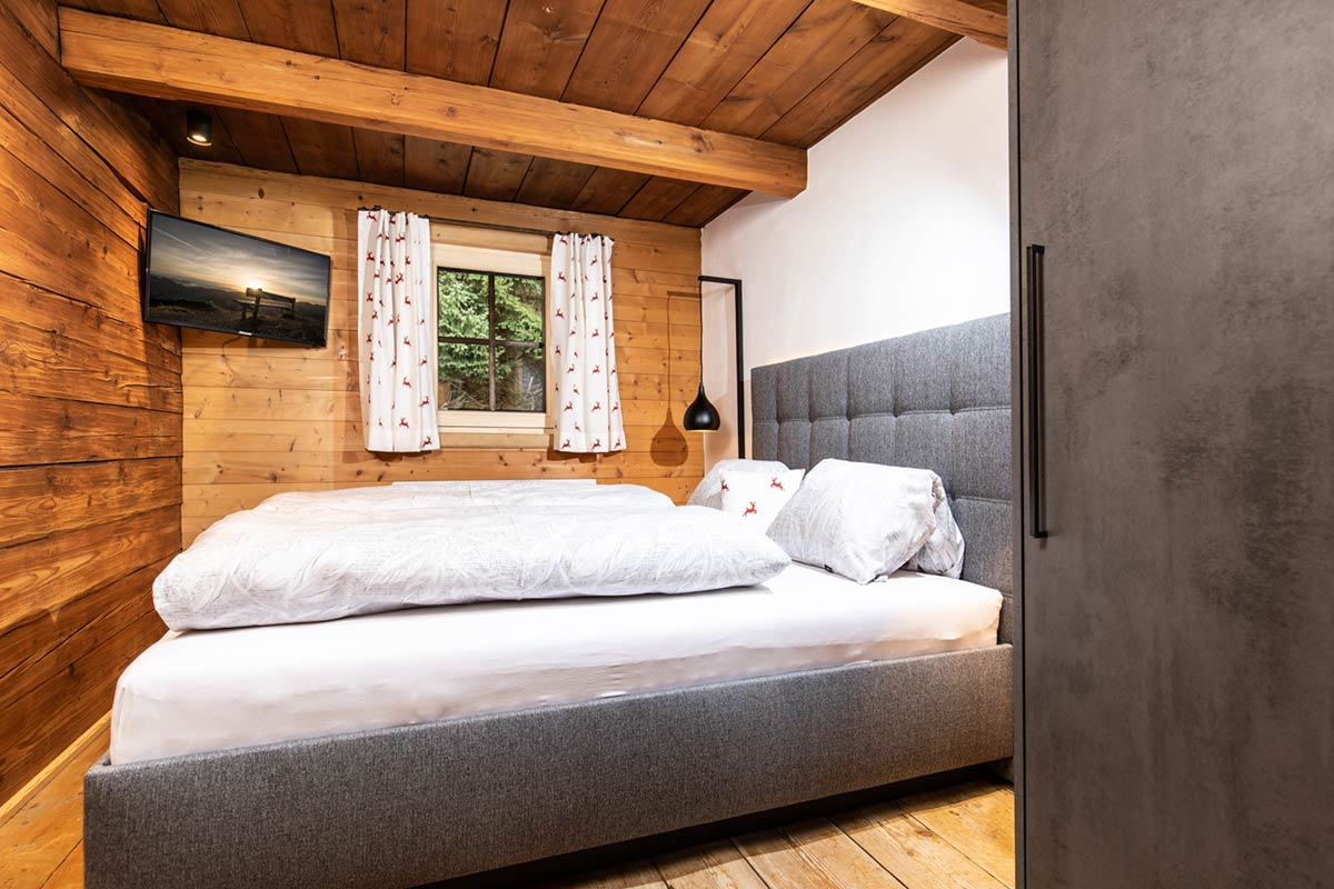 Chalet Alte Schmiede Zimmer