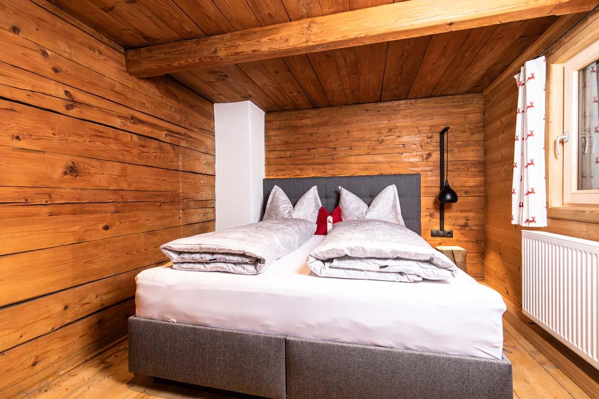 Chalet Alte Schmiede kleines Zimmer