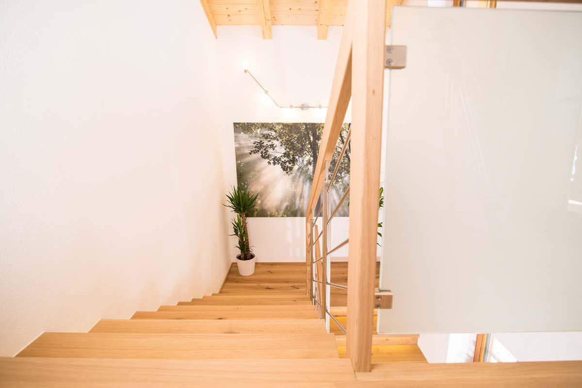 Einfamilienhaus Stiegenhaus