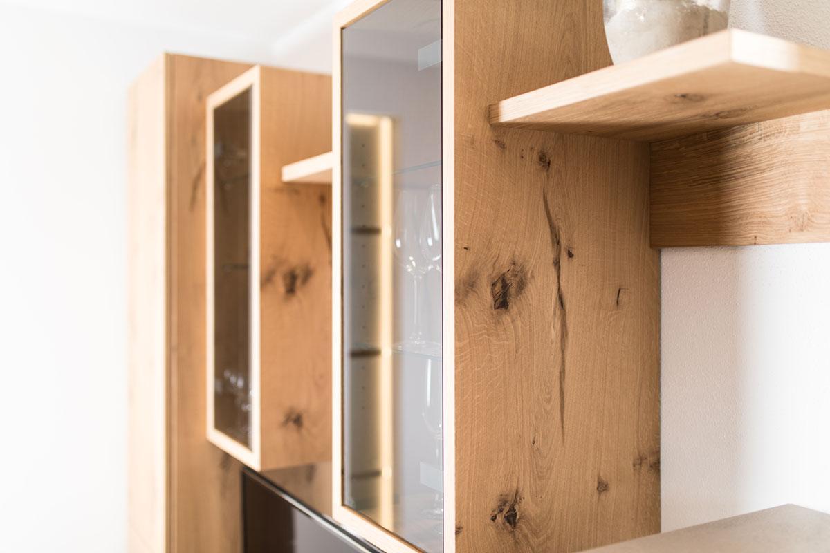 Heimatliebe Wohnzimmer Schrank