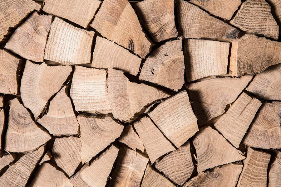 Innovative Charakterwohnung Holz