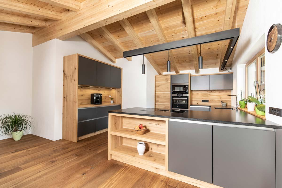 Penthouse Wohnung Küche