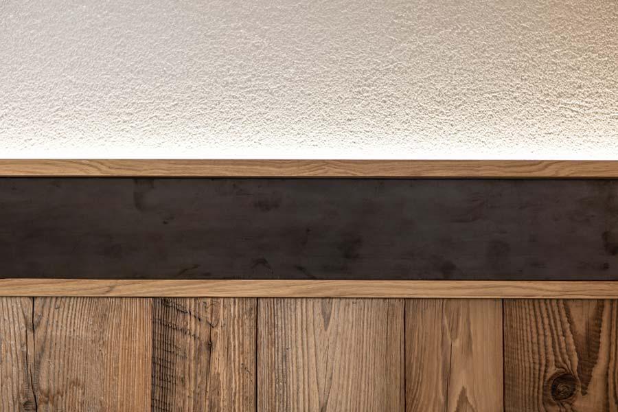 Penthouse Wohnung LED
