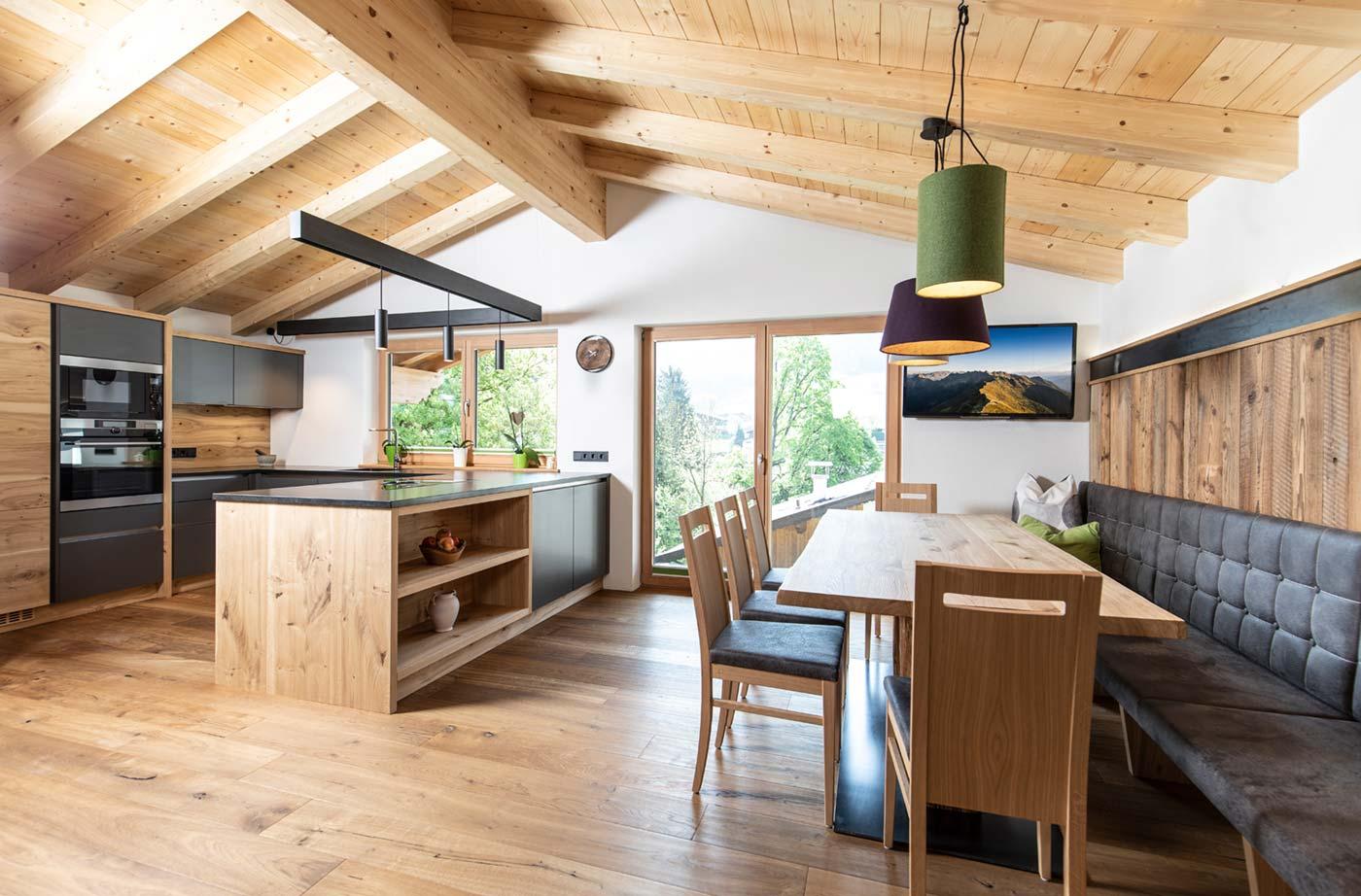 Penthouse Wohnung Referenz