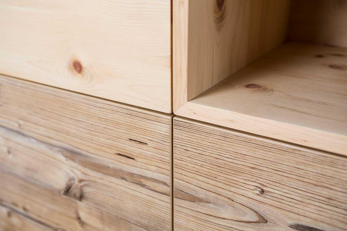 Wohnlich Modern Holz
