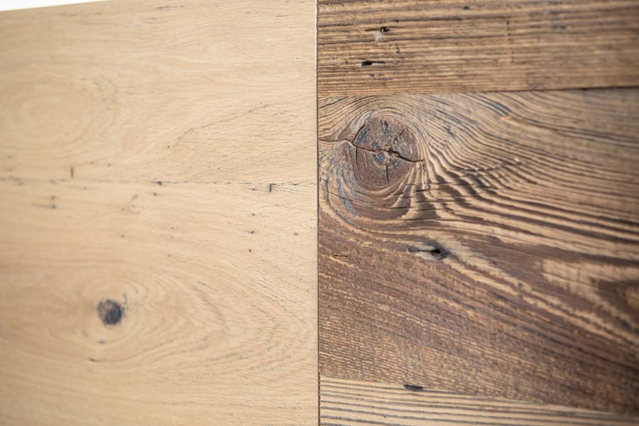 Exclusive Kleinwohnung Holz