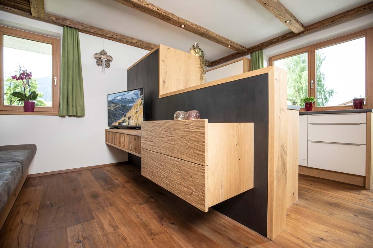 Exclusive Kleinwohnung Küche